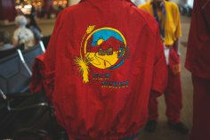 New Mexico Senior Women's B-ball jackets